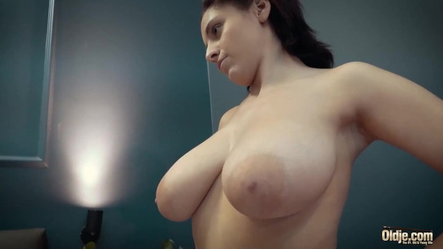 chubby mature cougar